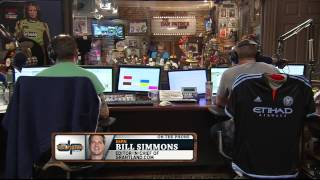 Bill Simmons on the Dan Patrick Show (Full Interview) 5/7/15