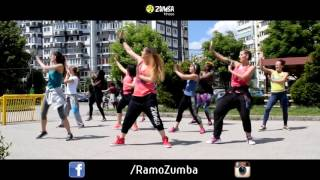 Sak Noel & Salvi ft. Sean Paul - Trumpets(Zumba®Fitness Choreo)