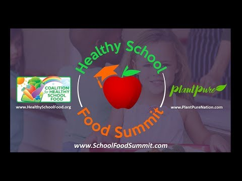 HSFS: Manufacturers of Vegan Options for Schools - Safiya Carter and Mike Spitz