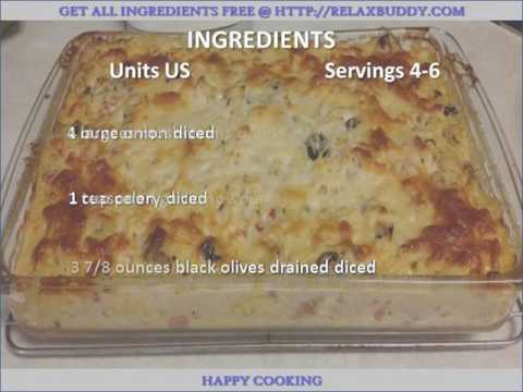 Velveeta Chicken Spaghetti Recipe