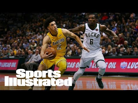 Lonzo Ball: Breaking Down The Lakers PG's Performance & Impact | Sports Illustrated