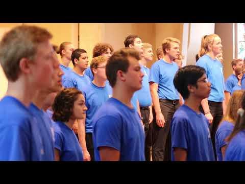 MMEA 2018-2019 All State Mixed Choir