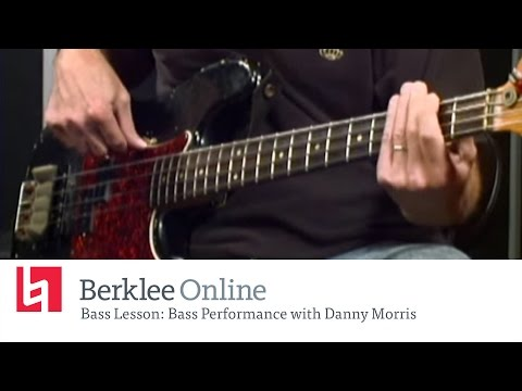 Best Practices for Bass Performance with Danny Morris