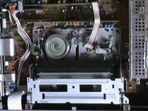 how to fix tape player eating tapes