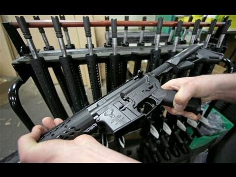 Senate Debates Gun Bill (with Cliff Schecter)