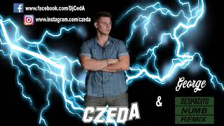CzedA & George - Despacito vs Numb  remix 2017