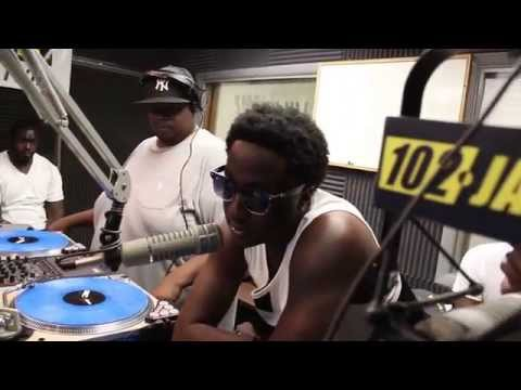 K Camp Interview At 102 Jamz @KCamp427 @102Jamz