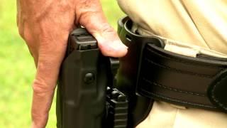 Safariland® Model 6390 ALS® Level I Retention™ Mid Ride Duty Holster
