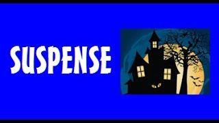 "SUSPENSE -- ""PRESENT TENSE"" (3-3-57)"