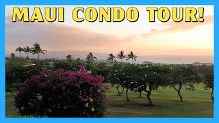 Maui, Hawaii Condo Tour!