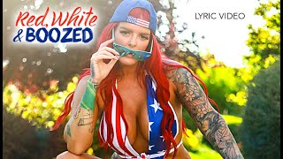 "Moonshine Bandits - ""Red, White & Boozed"" ft. Colt Ford (Official Lyric Video)"