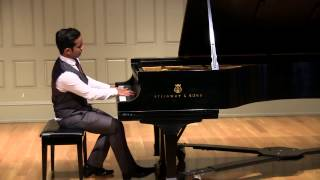 Intermezzo no. 2 in A major Op.118 - J. Brahms - Carlos Vargas,Pianist.