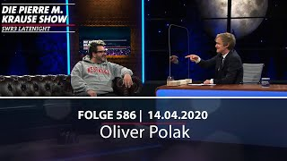 Pierre M. Krause Show vom 14.04.2020 mit Oliver