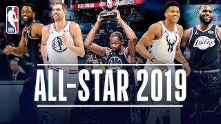 Download 2019 NBA All Star Weekend All-Access Mp3 and Videos