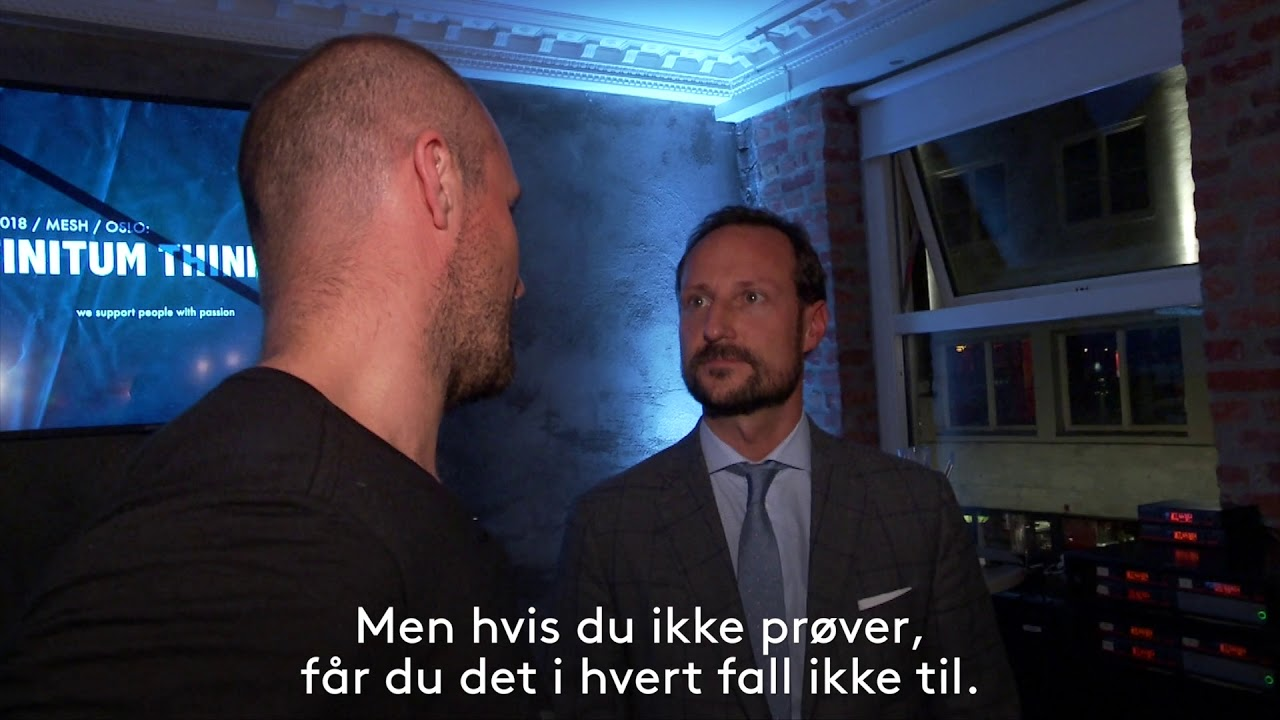 Aksel Lund Svindal - Infinitum Movement THINK-IN-Konferanse