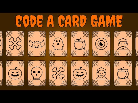 How To Code A Card Matching Game