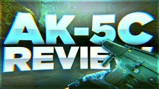 Bullet Force - AK-5C REVIEW