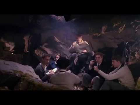 Dead Poets Society (1989)  Cave scene Gotta Do More, Gotta Be More