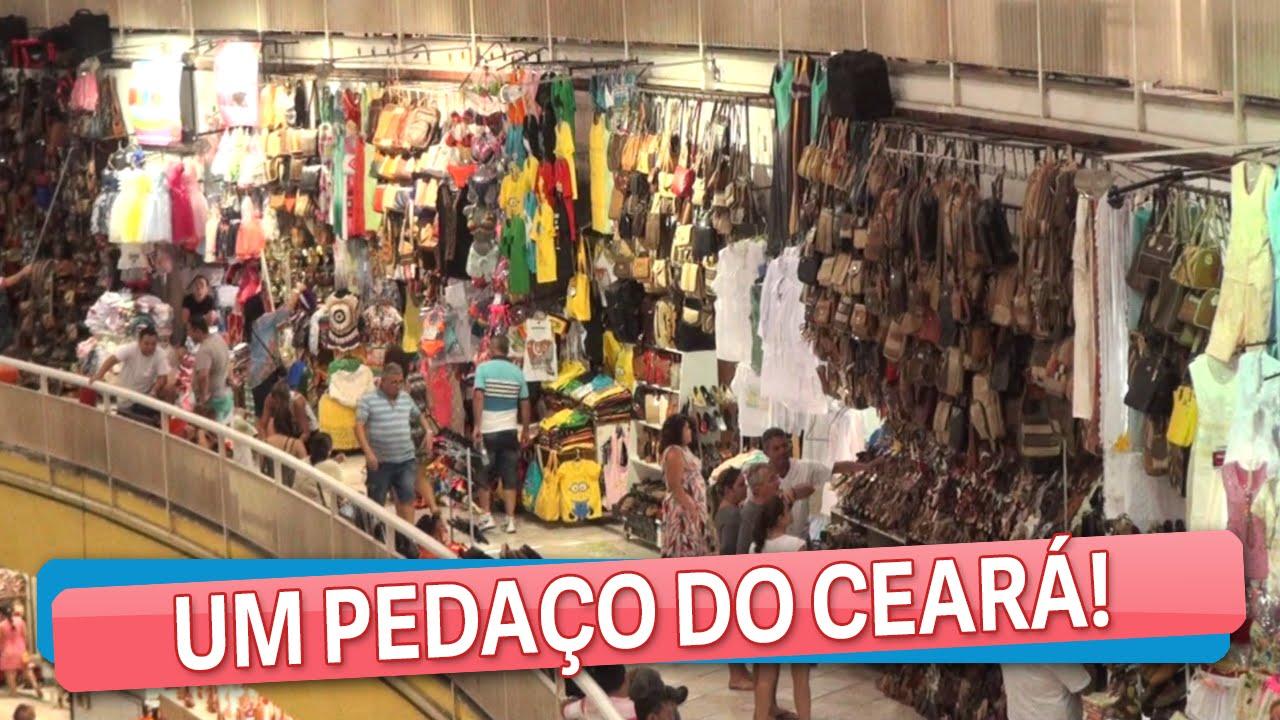 🔵CONHEÇA O MERCADO CENTRAL DE FORTALEZA - YouTube 3dd565bc902