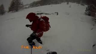 Ski alp a Muntischè(Svizzera) nel giorno di capodanno 2011!!!inseguendo la Powder!!! Thumbnail