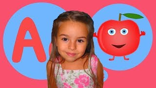 ABC Alphabet Songs by Miss Lana