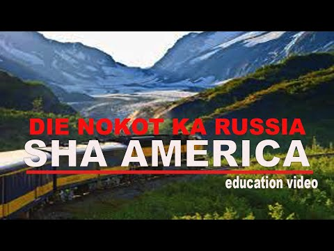 die ka russia ia ka ri lajong sha america//education video