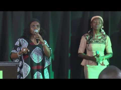 RCCG Jesus House Abuja: Extravagant Praise Abuja with Victoria Orenze (February 2017) Part 2