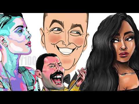 Sam Smith & Normani Feat. Halsey & Freddie Mercury - Dancing With A Stranger (Y1DO Official Remix)