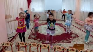 """Танец """"Недетское время"""""""