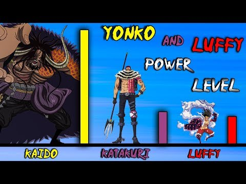 Luffy and Yonko Power Level! Another Timeskip? - One Piece Chapter 900+