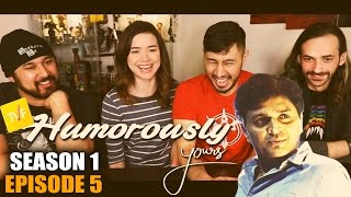 tvf humorously yours e5 reaction discussion   w greg john