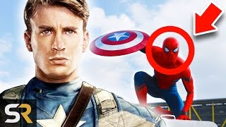 10 Shocking Marvel Movie Mistakes They Don