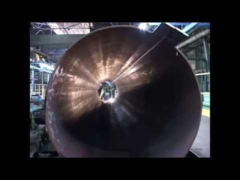 Сварка труб большого диаметра ОАО ЭЗТМ Технологии машиностроения/Engineering technology