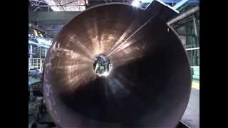 Сварка труб большого диаметра ОАО