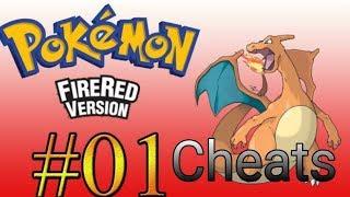 Cheats de pokemon fire red