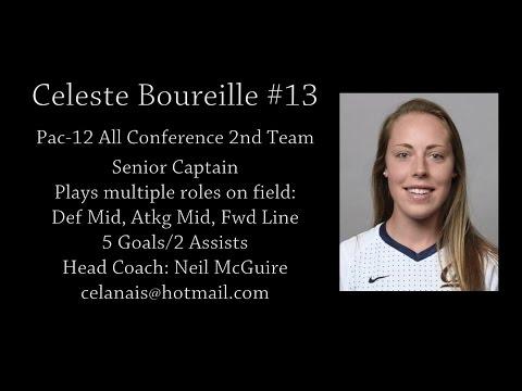 Celeste Boureille Highlight Video