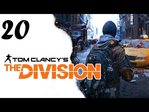 Tom Clancy's The Division - Part 20: Procurement Security Cameras in Chelsea