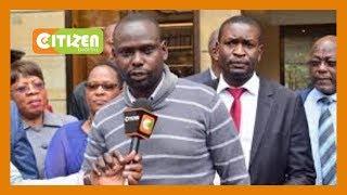 NEWS GANG   ODM's Imran Okoth wins Kibra by-election