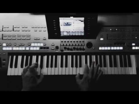 ROLLING STONES -  The Last Time, Instrumental-Cover auf Yamaha Tyros 4
