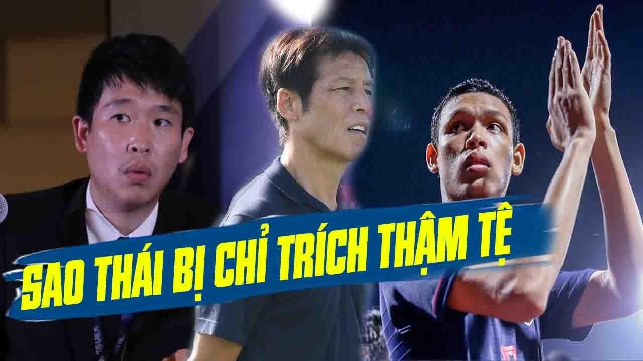 💥Tin bóng đá Việt Nam 31/10: TỘI ĐỒ của Thái Lan ở Mỹ Đình bị báo giới CHỈ TRÍCH THẬM TỆ