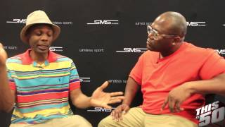 Cormega on Steve Stoute; His Upbringing; Nas