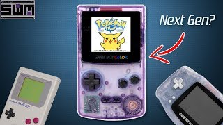 Was The Gameboy Color A Refresh Or A New Generation Handheld?