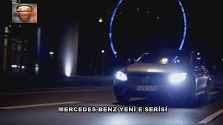 Mercedes-Benz Yeni  E Serisi Test