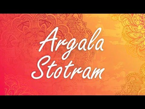 Sri Argala Stotram | Original Stotra with Lyrics | Art of Living Bhajan
