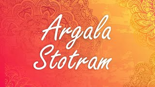 Durga Saptshati | Sri Argala Stotram | By Bhanu Didi | Original Stotra with Lyrics