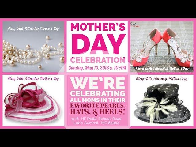 Mother's Day | Prophetess Adrinne Blackstock