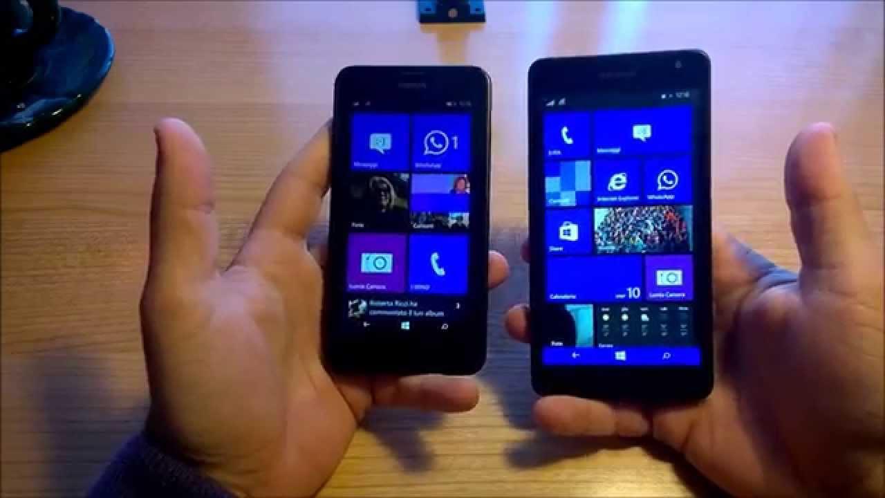 Lumia 435: So sieht das billigste Lumia aus - Bilder, Screenshots ...