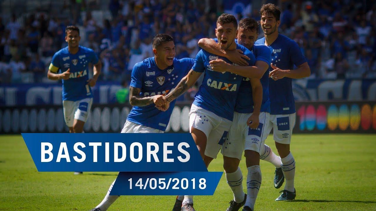 c694ba6483 13 05 2018 - Bastidores Cruzeiro 2 x 0 Sport - YouTube
