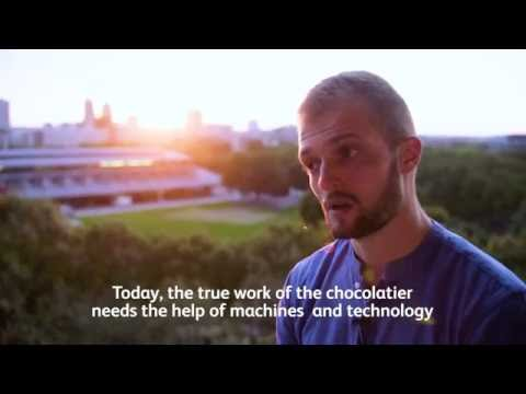 World Chocolate Masters interview: chef Luc Baudin