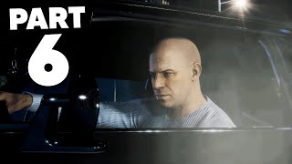 FAST AND FURIOUS CROSSROADS Gameplay Walkthrough Part 6 - KAI BOSS